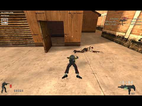 PLAYPARK SPECIAL FORCE ONLINE PH - SINGLE - SHANGHAI GAMEPLAY #1