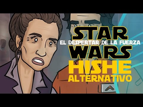 Star Wars El Despertar de la Fuerza HISHE Alternativo