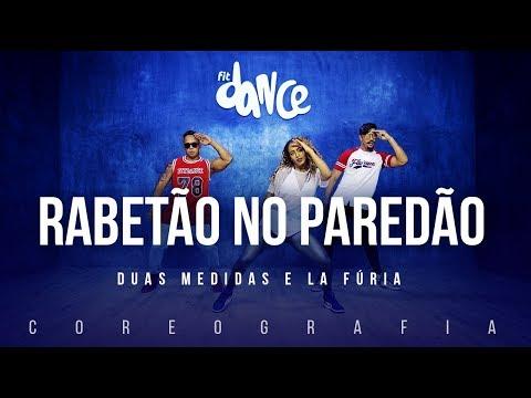 Rabetão no Paredão - Duas Medidas e La Fúria   FitDance TV (Coreografia) Dance Video
