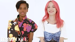 Teen Vogue's Young Hollywood Stars Share Their Firsts | Teen Vogue