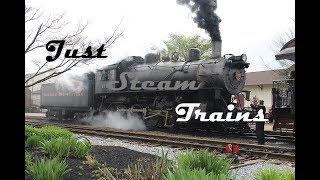 Just Steam Trains