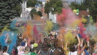 Краски Холи, Свадьба с красками Фестиваль красок