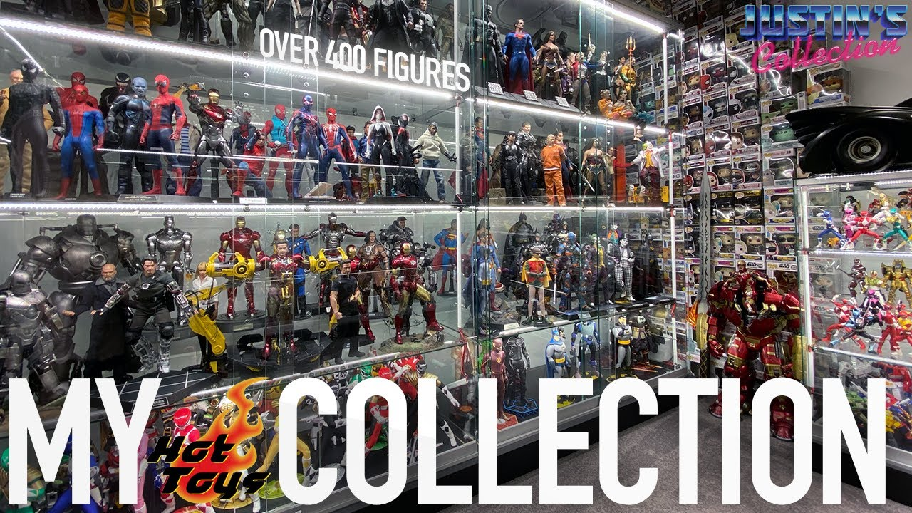 Hot Toys Avengers, Star Wars, Justice League & More Collection Tour - August 2020