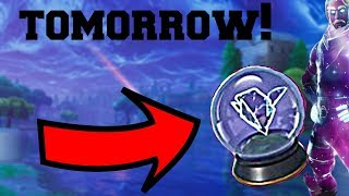 IM BACK! New Galxay Skin and Rift-to-go Skin coming Tomorrow! ( Fortnite Battle Royale)