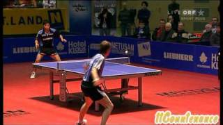 Champions League: Werner Schlager-Chuang Chih Yuan
