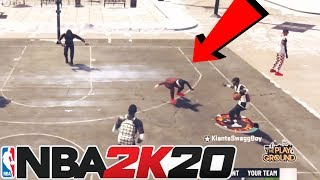 ANKLE BREAKER + SPACE CREATOR IS THE BEST COMBO - ANKLE BREAKER MONTAGE - DRIBBLE LIKE STEEZO!