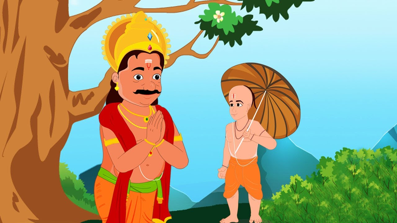 Malayalam Stories  Onam - Mythological Story  Malayalam -3624