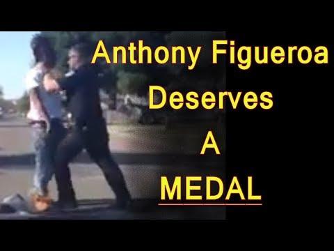 Anthony Figueroa Deserves A Medal