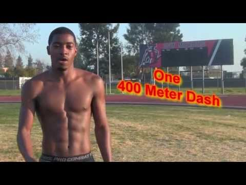 How Fast Can I Run 400 Meters? - Improve Running Speed