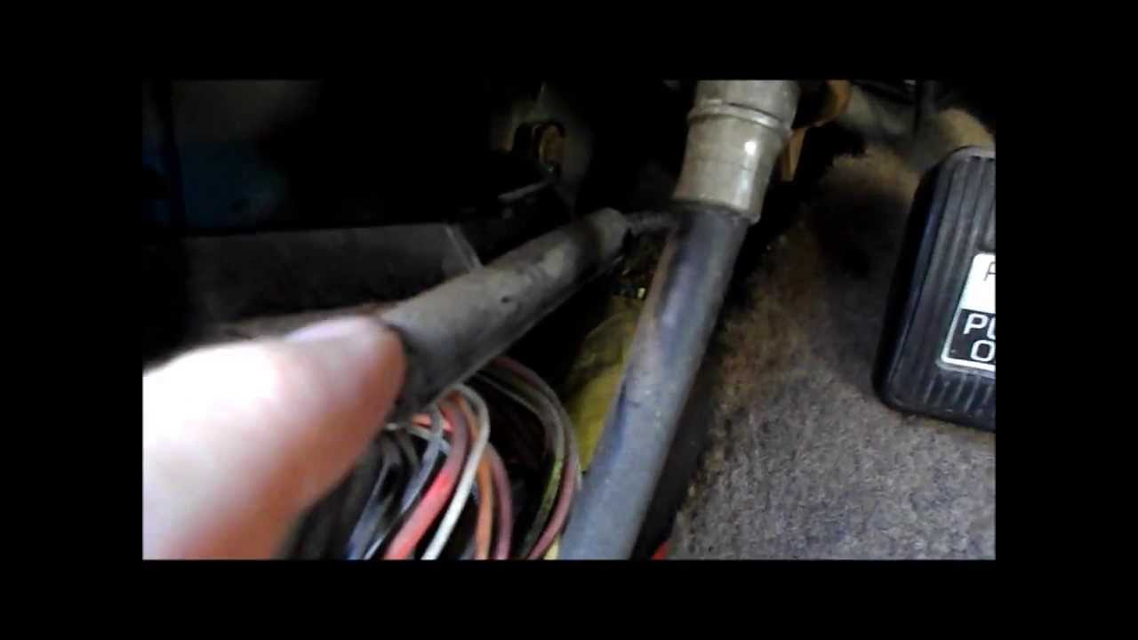 Jeep Grand Cherokee Radio Wiring Broken Hood Latch Cable How Do I Open My Hood Now