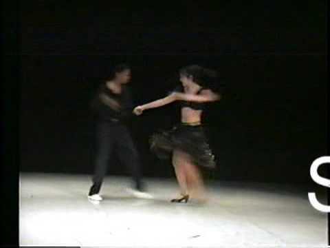 Raquel Cordova - Part 2 Dance Reel