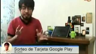 [SORTEO] Ganador de la tarjeta de Google Play
