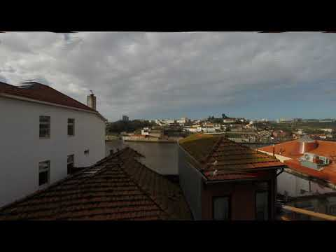GO PRO 5 Black tearing in timelapse video #1