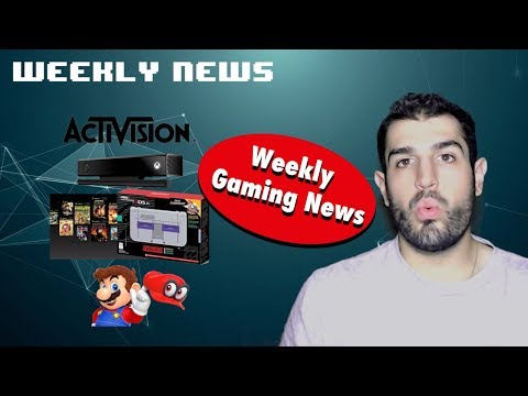 Best Friday For Game Releases Ever?  Weekly Gaming News