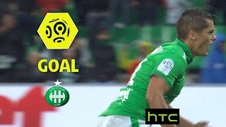 Video Gol Pertandingan Saint-Etienne vs SC Bastia