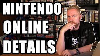 NINTENDO ONLINE DETAILS - Happy Console Gamer