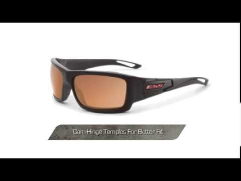 dcf944ee95244 ESS Credence™ High Impact Sunglass HD Version - YouTube