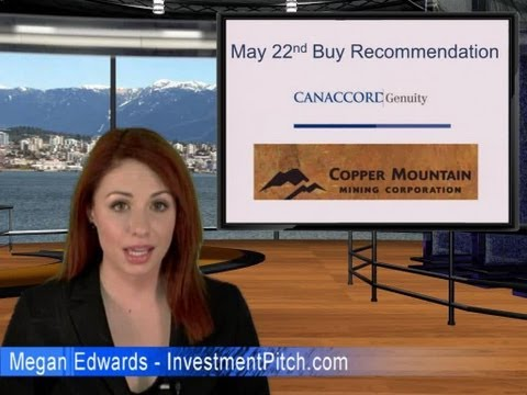 Canaccord Genuity Initiates Coverage On Copper Mountain Mining (TSX: CUM)
