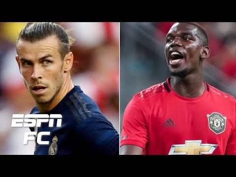 Former Real Madrid coach Santiago Solari on Gareth Bale, Paul Pogba and Eden Hazard | ESPN FC