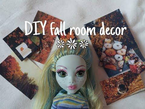 DIY fall room decor🍂💕    deutsch