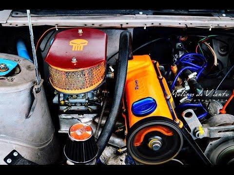 Armado de motor Vw con leva y carburador dino 140HP!!!! - Fontanadrift cap.4