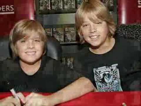 rare pics of dylan and cole sprouse