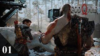 God of War 4 Walkthrough Part 01: The Marked Trees thumbnail