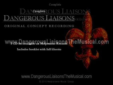 Dangerous Liaisons the Musical: