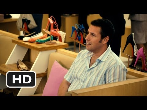 Just Go with It #2 Movie CLIP - Shoe Heaven (2011) HD