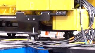 Caldyn Spring Vibration Isolator & Seismic Restraint Shake Table Test