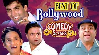 Best of Bollywood Comedy Scenes   Rajpal Yadav - Johnny Lever -Paresh Rawal   Akshay Kumar   Govinda