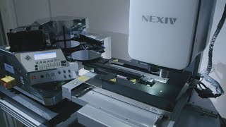 Nikon Metrology | Automated Wafer Inspection - NEXIV Video Measuring