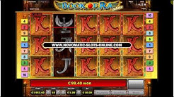 Book Of Ra Real Online Casino - €10 Bet