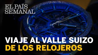 Viaje a las tripas del primer cronógrafo automático | Historia | El País Semanal