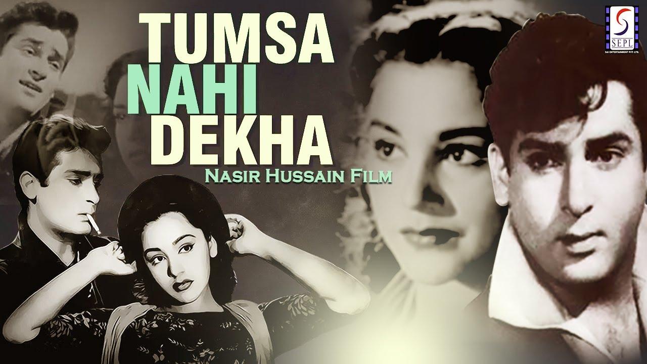 Tumsa Nahin Dekha L Hindi Full Classic Movie L Shammi -3686