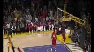 Jordan Farmar Show (against Pistons)