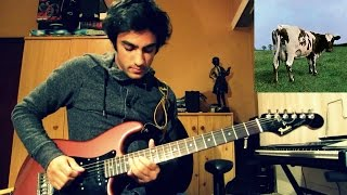 Fat Old Sun Cover: Solo - Pink Floyd by Santosh Kuppens
