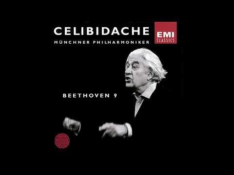 "Beethoven - Symphony No 9 ""Choral"" - Celibidache, MPO (1989)"
