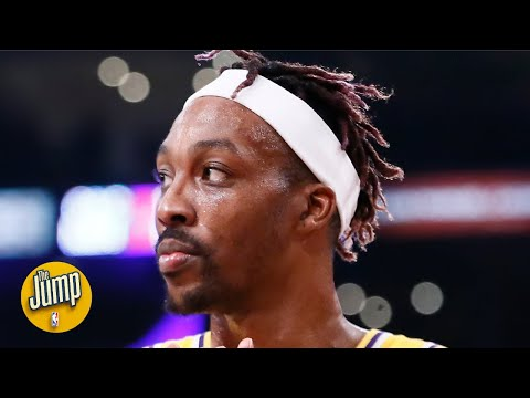 Dwight Howard refused to accept who he was before he joined the Lakers - Amin Elhassan | The Jump