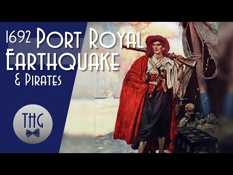 Port Royal Earthquake: Five Minutes of History