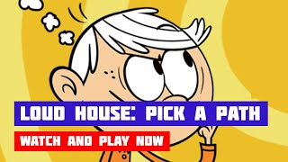 The Loud House: Pick a Path · Game · Gameplay