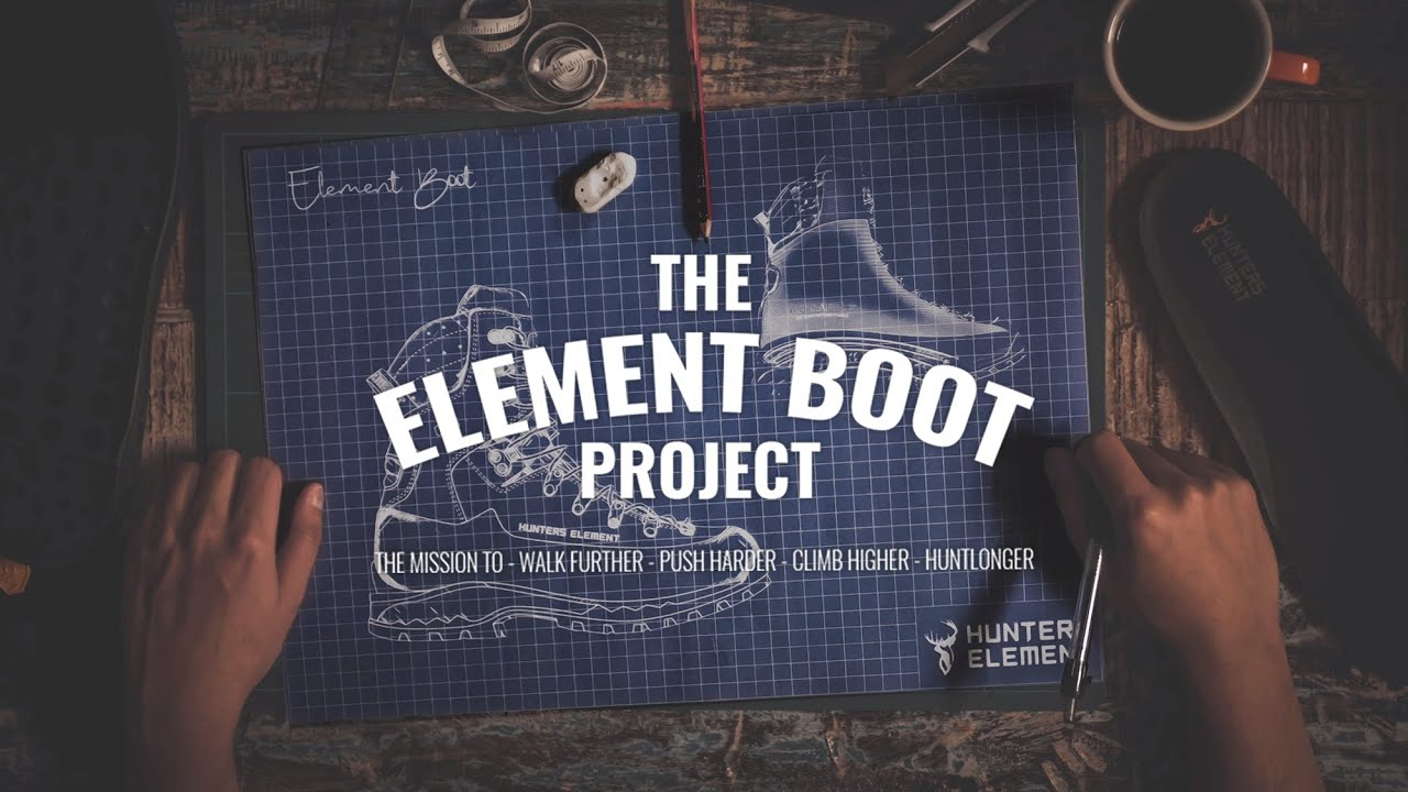 58b329764d656 The Element Boot Project | Push Harder, Climb Higher, Hunt Longer ...