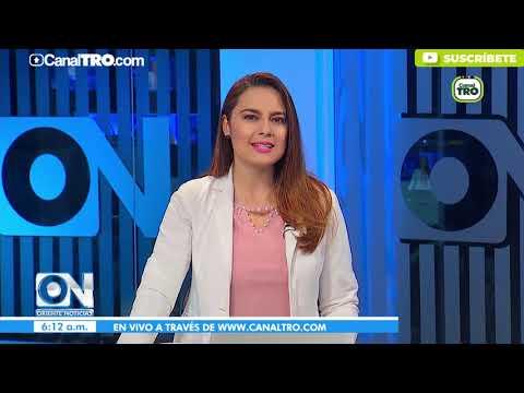 Oriente Noticias primera emisión 18 de junio
