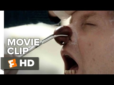 Clown Movie CLIP - Nose Operation (2016) - Andy Powers Horror Movie HD thumbnail