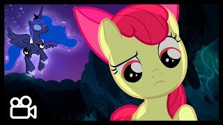 ▷Clip | Apple Bloom Encounters Princess Luna (Bloom and Gloom) | MLP: FiM (Season 5) [HD]