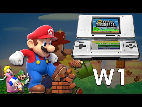New Super Mario Bros. #World 1