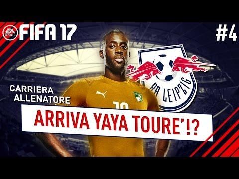 ARRIVA YAYA TOURE'!? SFIDA AL DORTMUND! CARRIERA ALLENATORE FIFA 17 [ITA - EP.4]
