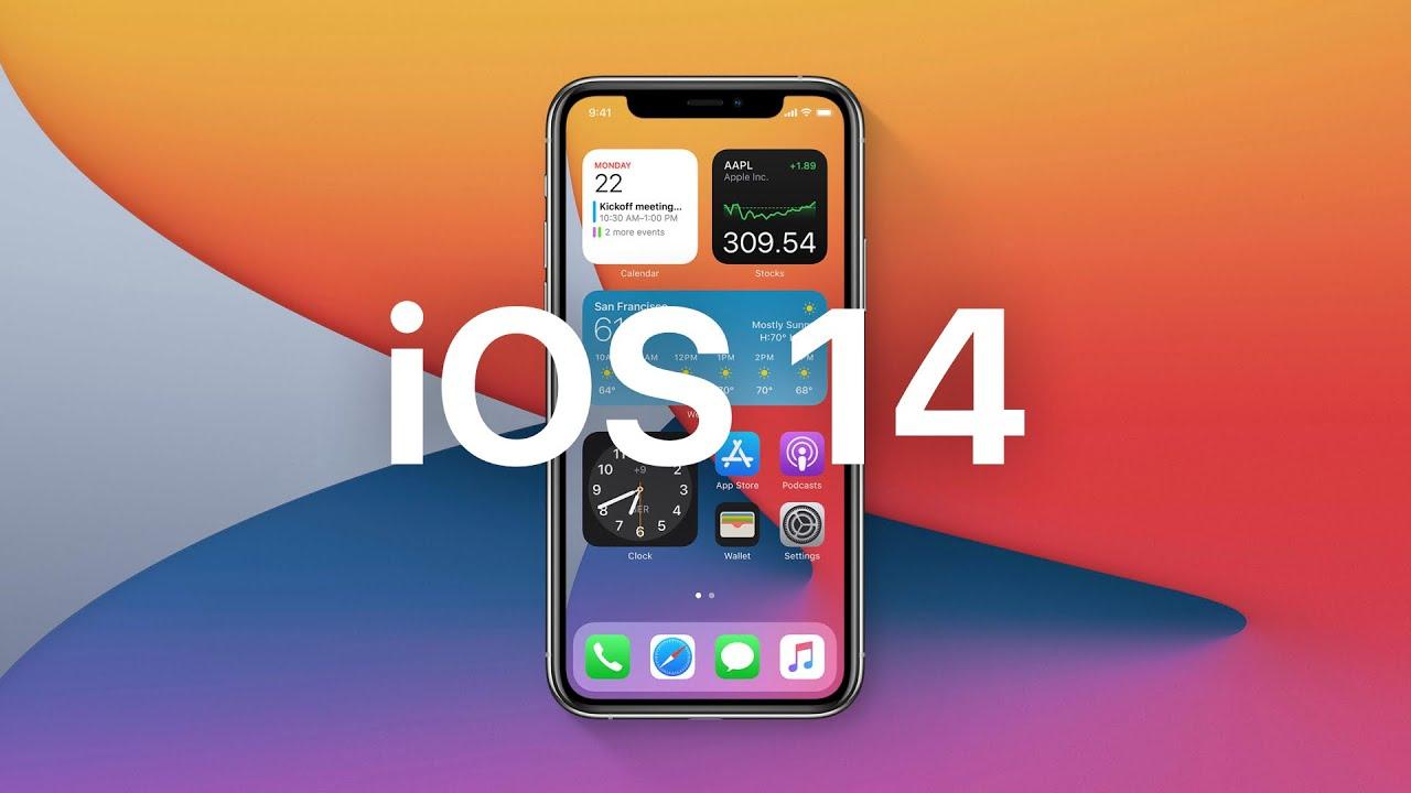 IOS 14 Announcement in 12 Minutes