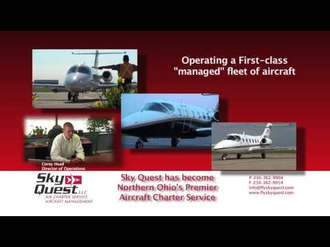 Sky Quest LLC Air Charter Service & Aircraft Management