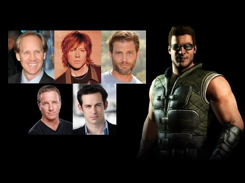 Comparing The Voices  Johnny Cage